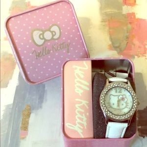 Hello Kitty watch - NWT and packaging. Never worn